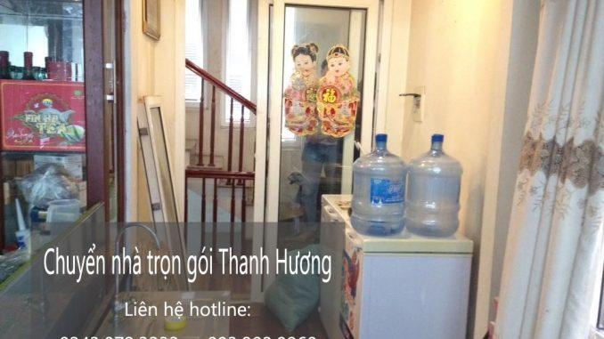 Chuyển văn phòng giá rẻ tại phố Yên Duyên