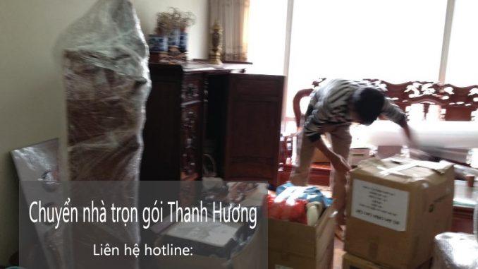 Chuyển văn phòng giá rẻ tại phố Nguyễn Tri Phương