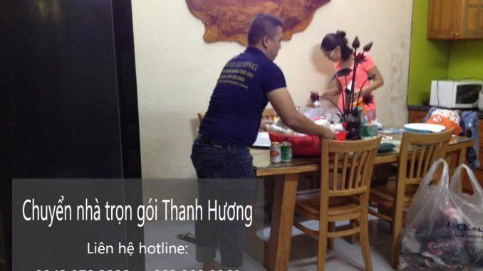 Chuyển văn phòng giá rẻ tại phố Trần Khắc Chân