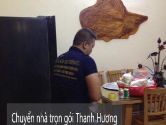 Chuyển văn phòng giá rẻ tại phố Quỳnh Đô