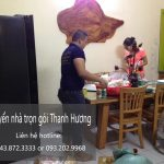Dịch vụ chuyển văn phòng giá rẻ tại phố Đặng Dung