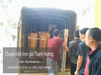Chuyển văn phòng giá rẻ tại phố Trần Duy Hưng