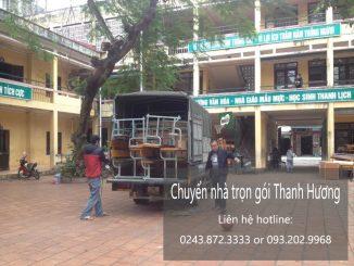Chuyển văn phòng giá rẻ tại phố Bùi Xương Thạch