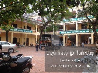 Chuyển văn phòng giá rẻ tại phố Yên Nội