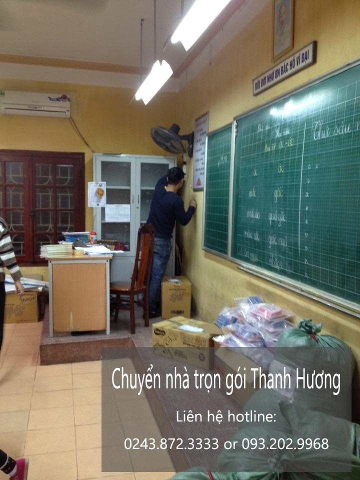 Chuyển văn phòng giá rẻ tại phố Huỳnh Tấn Phát