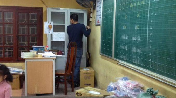 Chuyển văn phòng giá rẻ tại phố An Trạch