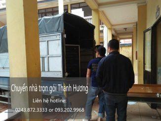 Chuyển văn phòng trọn gói giá rẻ tại phố Võ Chí Công