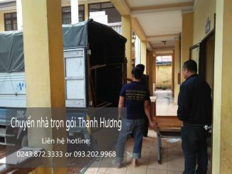 Chuyển văn phòng giá rẻ tại phố Ngô Minh Dương