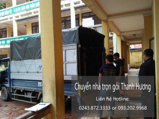 Chuyển văn phòng giá rẻ tại phố Trần Nhân Tông