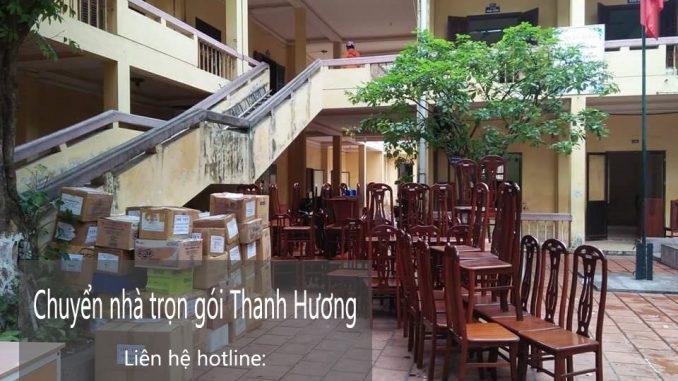 Dịch vụ chuyển văn phòng giá rẻ tại phố Đại Cồ Việt