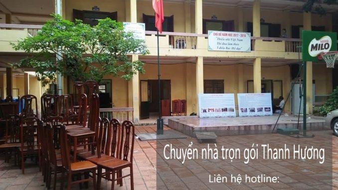 Chuyển văn phòng giá rẻ tại phố Lê Văn Thêm