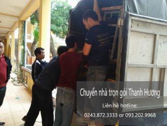 Dịch vụ chuyển văn phòng trọn gói tại phố Nguyễn Thị Định