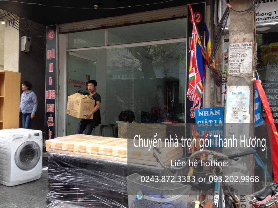 Chuyển văn phòng giá rẻ tại phố Kim Đồng