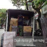 Chuyển văn phòng giá rẻ tại phố Kiến Hưng