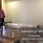 Chuyển văn phòng giá rẻ tại phố Lê Phụng Hiếu