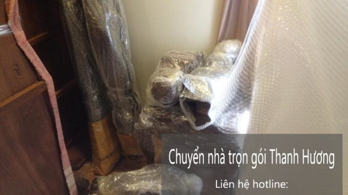 Chuyển văn phòng giá rẻ tại phố Lê Lai