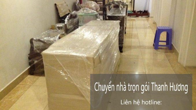 Chuyển văn phòng giá rẻ tại phố Phan Đình Giót