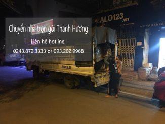 Chuyển văn phòng giá rẻ tại phố Láng Hạ