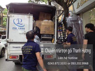 Dịch vụ chuyển văn phòng giá rẻ tại phố Huỳnh Thúc Kháng