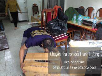 Chuyển văn phòng giá rẻ tại phố Nguyễn Cơ Thạch