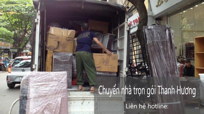 Chuyển văn phòng giá rẻ tại phố Tràng Tiền