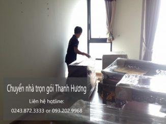 Chuyển văn phòng giá rẻ tại phố Phú Xương