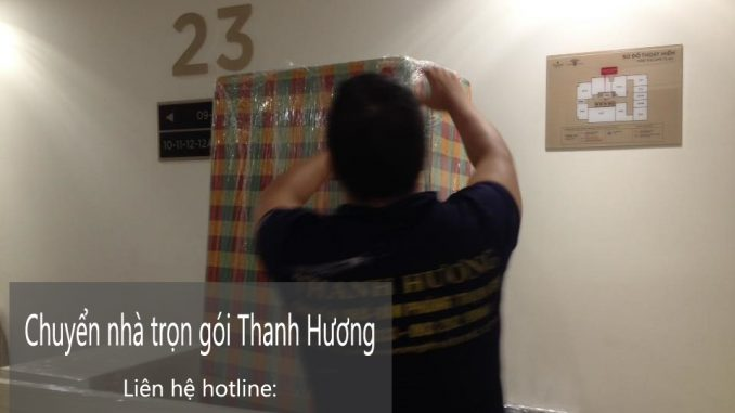 Chuyển văn phòng giá rẻ tại phố Nguyễn Đình Chiểu