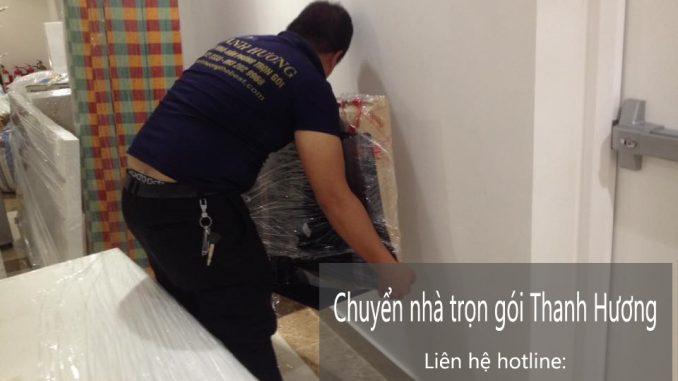Chuyển văn phòng giá rẻ tại phố Trần Kim Chung