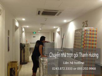 Chuyển văn phòng giá rẻ tại phố Yên Ninh