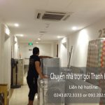 Chuyển văn phòng giá rẻ tại phố Nghĩa Dũng