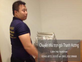 Chuyển văn phòng giá rẻ tại phố Phạm Hồng Thái