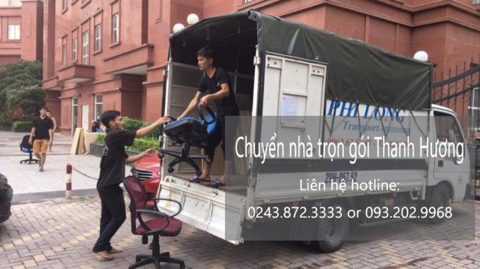 Dịch vụ chuyển văn phòng giá rẻ tại phố Lê Trực
