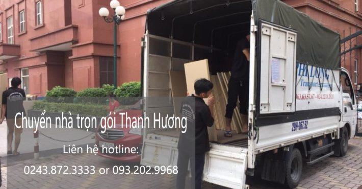 Dịch vụ vận tải chuyển văn phòng giá rẻ tại phố Bảo Linh