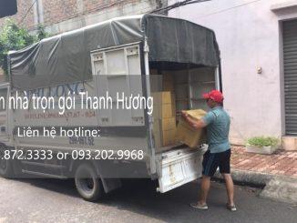 Dịch vụ chuyển văn phòng giá rẻ tại phố Hoàng Hoa Thám