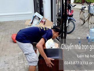 Dịch vụ chuyển văn phòng giá rẻ tại phố Đông Thái