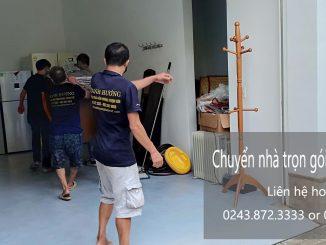 Dịch vụ chuyển văn phòng giá rẻ tại phố Thể Giao