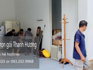 Dịch vụ chuyển văn phòng giá rẻ tại đường Duy Tân