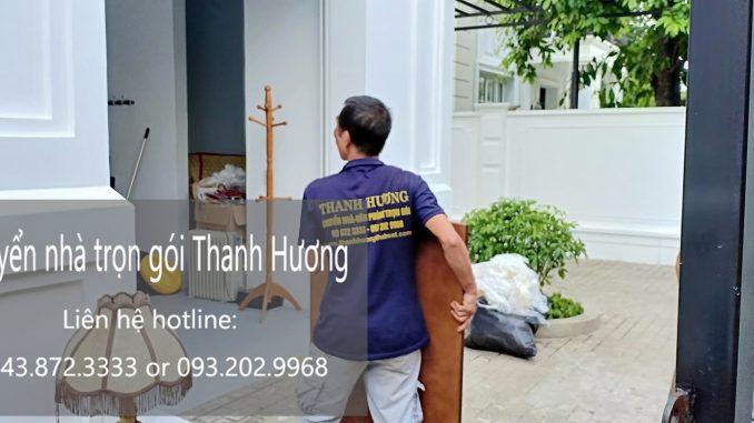 Dịch vụ chuyển văn phòng giá rẻ tại phố Dương Khê