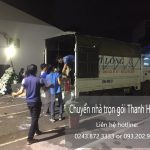 Dịch vụ vận chuyển văn phòng giá rẻ tại phố Hào Nam