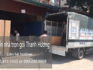 Chuyển văn phòng giá rẻ tại phố Thịnh Yên