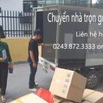 Dịch vụ chuyển văn phòng giá rẻ tại phố Nguyễn Khoái