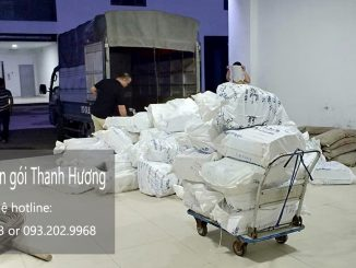 Dịch vụ chuyển văn phòng giá rẻ tại phố Mai Xuân Thưởng