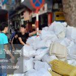 Dịch vụ chuyển văn phòng trọn gói tại phố Hàng Bún