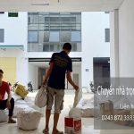 Dịch vụ chuyển văn phòng giá rẻ tại phố Giang Biên