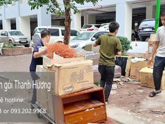 Dịch vụ chuyển văn phòng giá rẻ tại phố Đường Thành