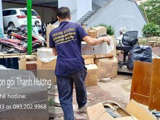 Chuyển văn phòng trọn gói tại phố Đoàn Nhữ Hài