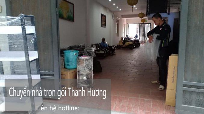 Dịch vụ chuyển văn phòng tại phố Tôn Quang Phiệt