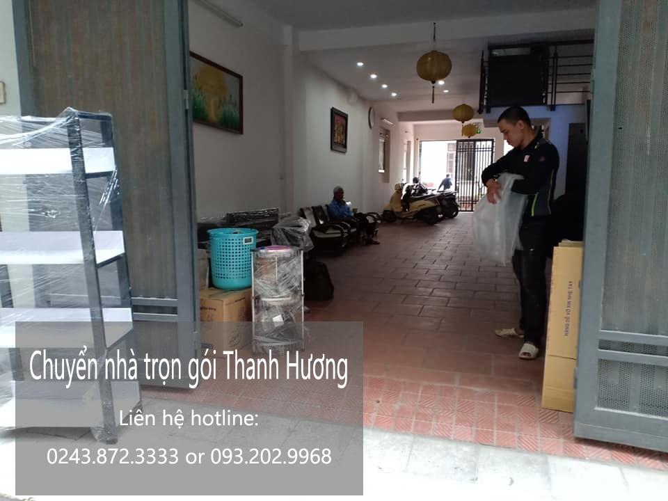 Chuyển văn phòng giá rẻ tại phố Khuất Duy Tiến