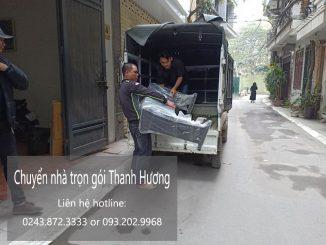 Dịch vụ chuyển văn phòng giá rẻ tại phố Thanh Bảo
