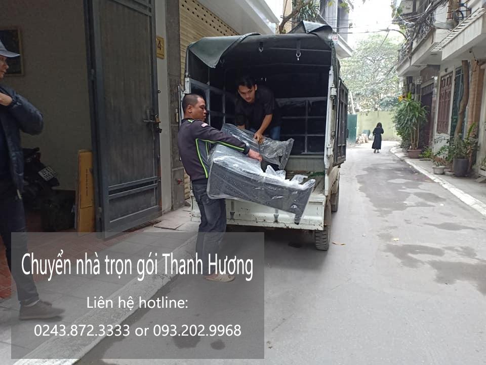 Dịch vụ chuyển văn phòng giá rẻ tại phố Đa Tốn